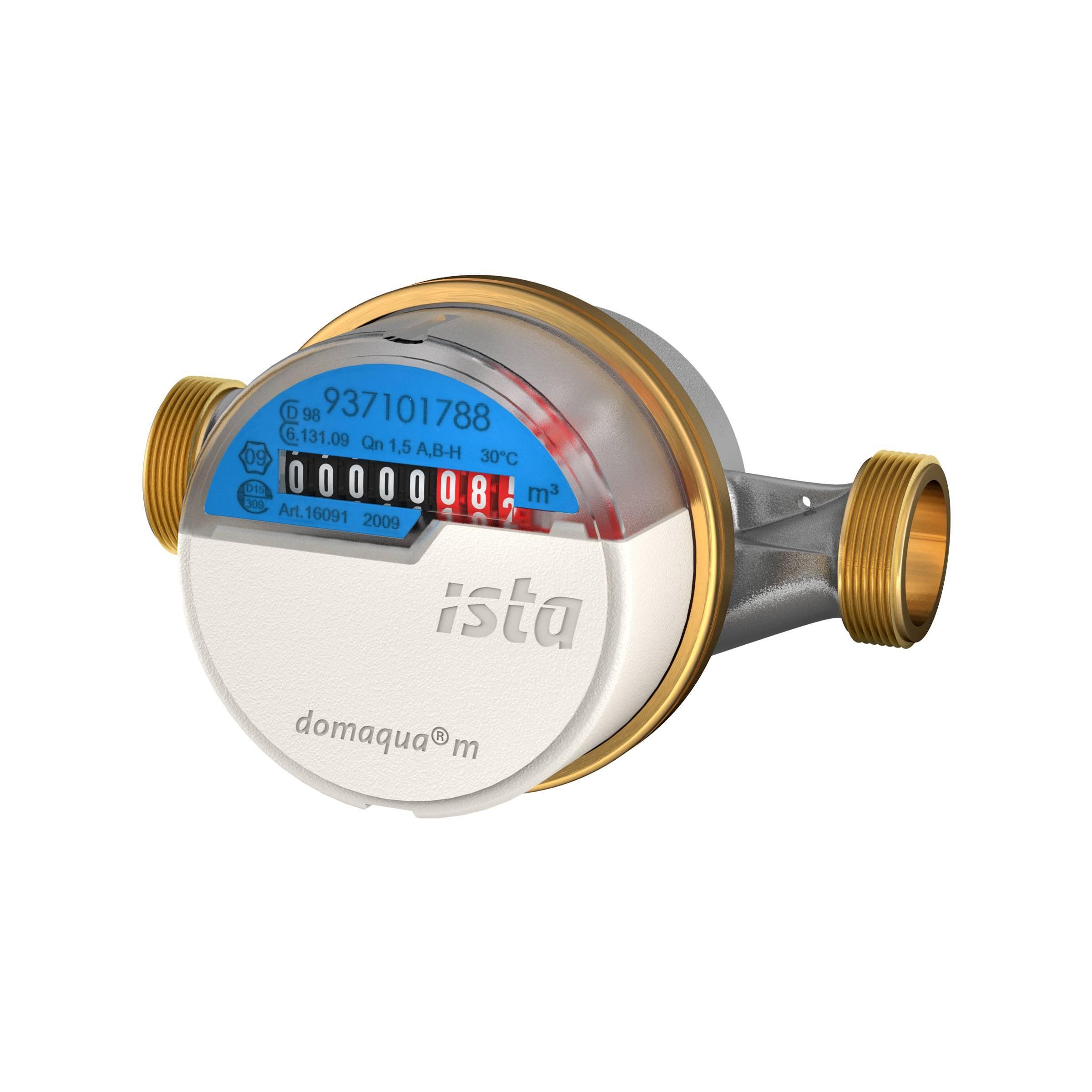 Compteurs d 39 eau ista - Installer un compteur d eau individuel ...